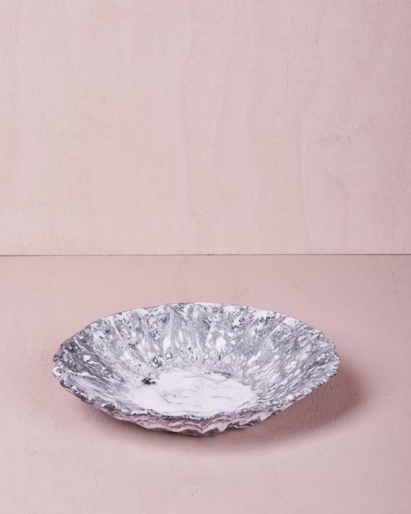 Medium Round Dish - Pomegranate by KEEPRESIN