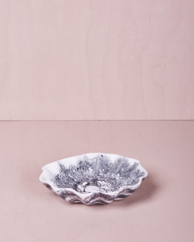 Small Round Dish - Pink Salt by KEEPRESIN