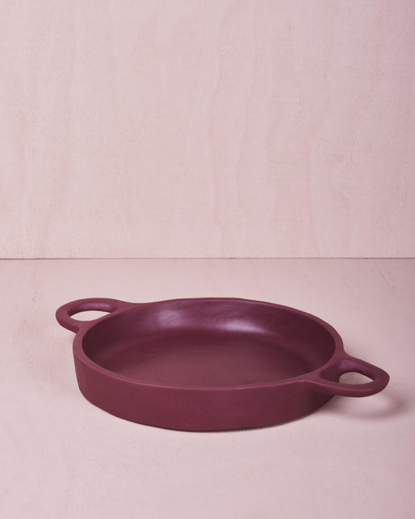 Canister Tray - Pomegranate by KEEPRESIN