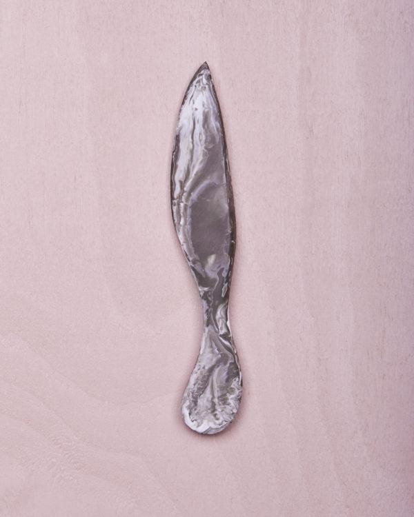 Cheese Knife - Fern by KEEPRESIN