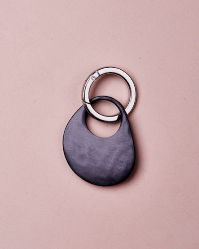 Organic Key Ring - Slate by KEEPRESIN
