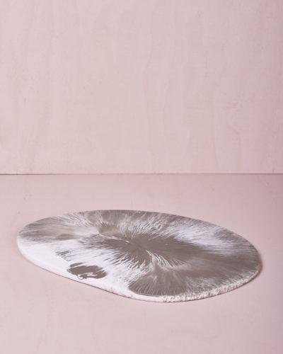 Kitchen Board - Smoke Marble by KEEPRESIN
