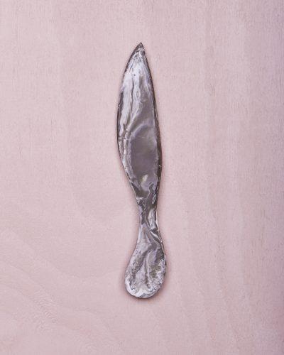 Cheese Knife - Smoke Marble by KEEPRESIN