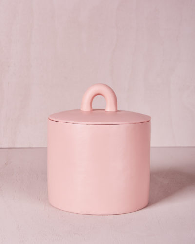 Canister with Lid - Slate by KEEPRESIN