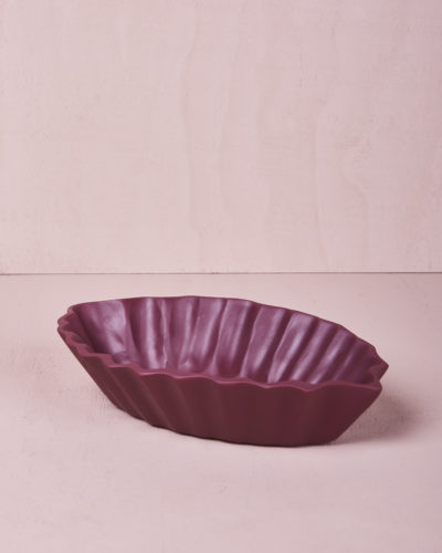 Medium Oval Dish - Pomegranate by KEEPRESIN