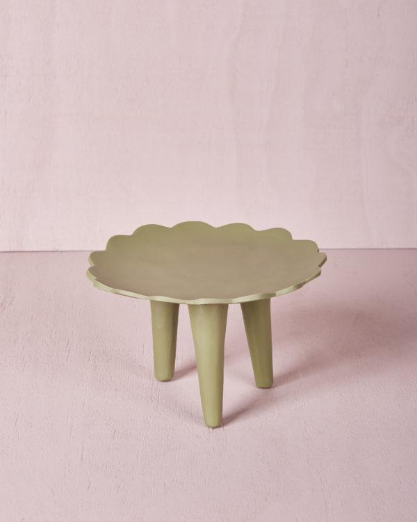 Flower Plate - Slate by KEEPRESIN