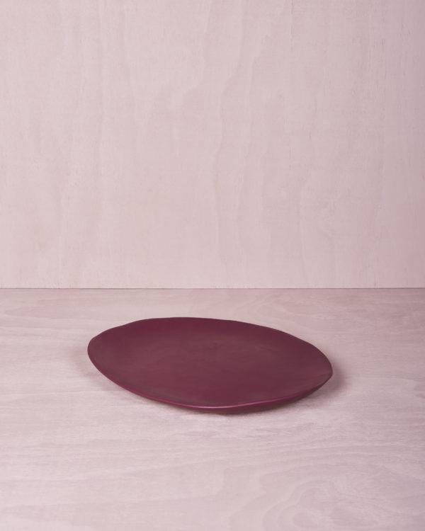 Medium Platter - Pomegranate by KEEPRESIN