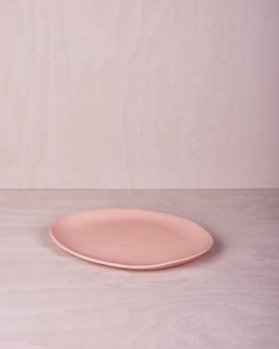 Medium Platter - Pink Salt by KEEPRESIN