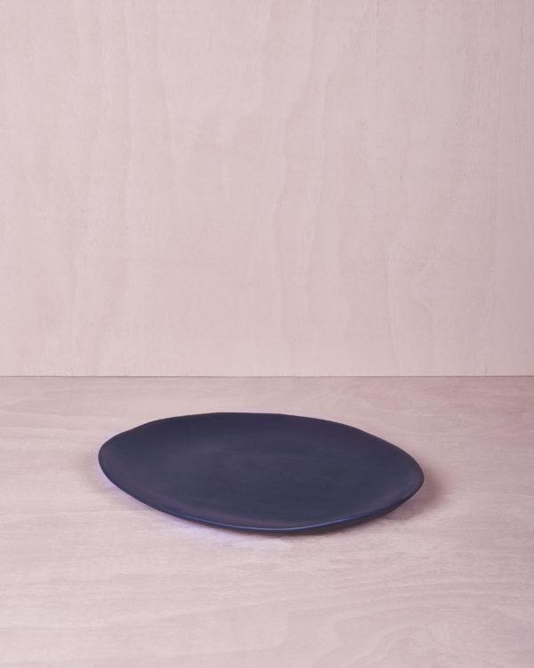 Medium Platter - Slate by KEEPRESIN