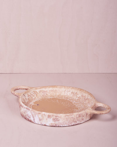 Canister Tray - Clay Marble by KEEPRESIN