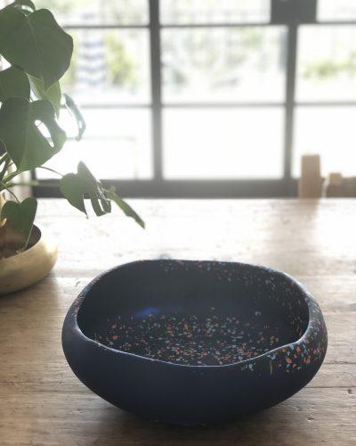 Medium Organic Bowl - Modernist Terrazzo by KEEPRESIN