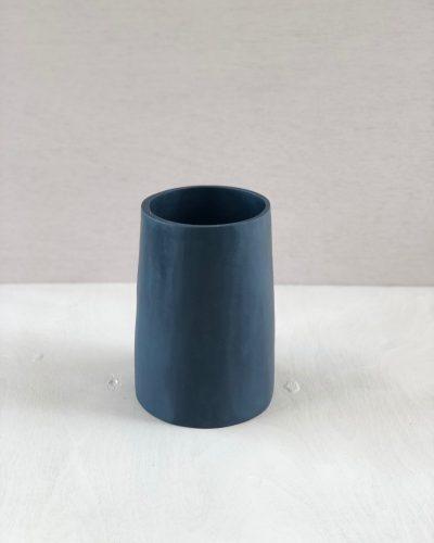 Tower Vase - Large - Slate by KEEPRESIN