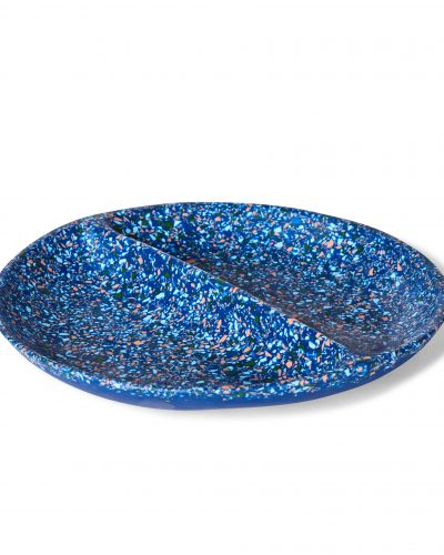 Puddle Salad Dish - Modernist Terrazzo by KEEPRESIN