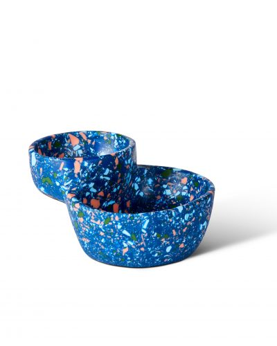 Puddle Bowl - Modernist Terrazzo by KEEPRESIN