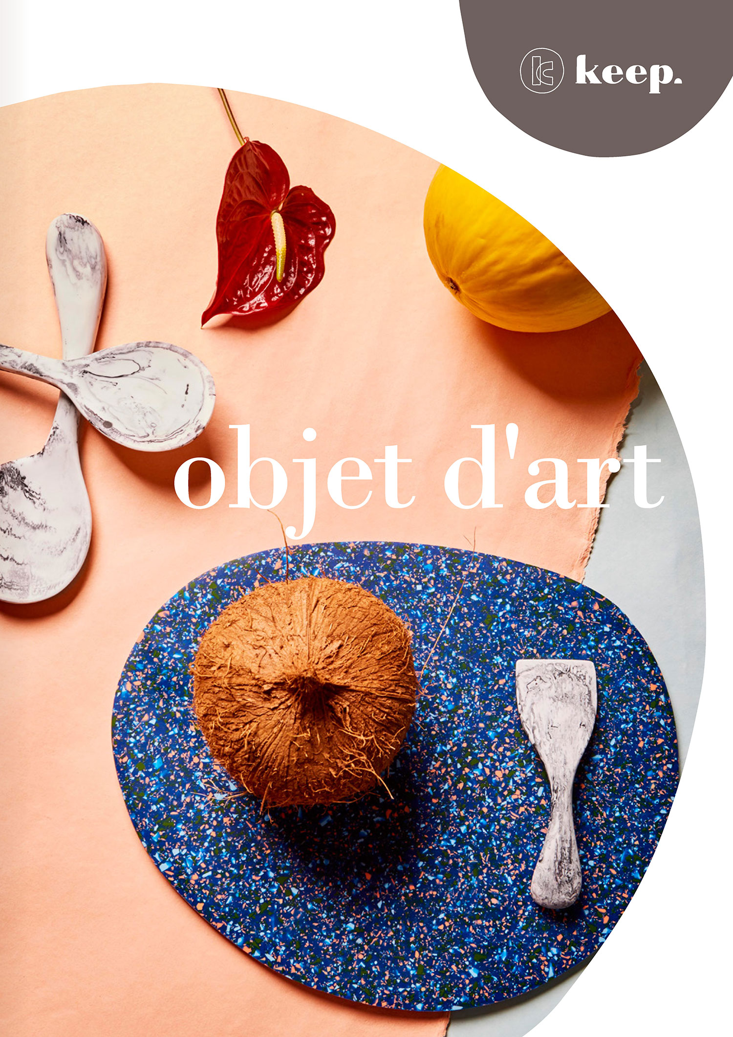 Keep Store Objet D'art Collection Look Book