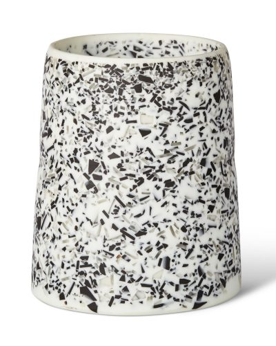 Curvaceous Vase - Tort Terrazzo by KEEPRESIN