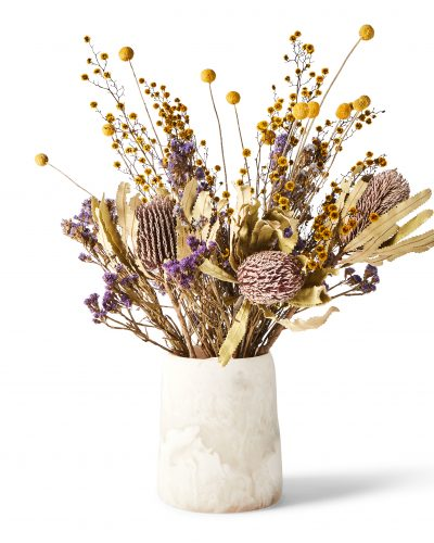 Assorted Dried Flower Bunch – Idol by KEEPRESIN