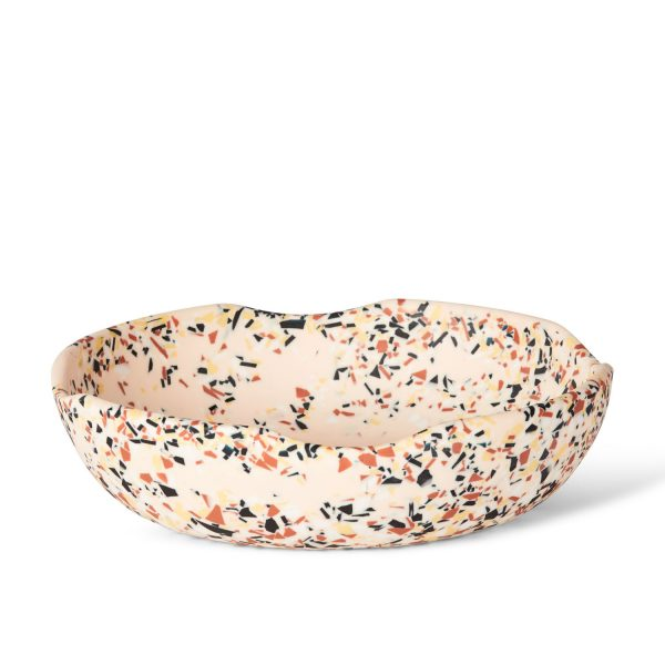 Large Organic Bowl - Havali Terrazzo by KEEPRESIN