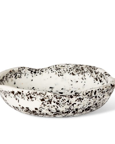 Large Organic Bowl - Tort Terrazzo by KEEPRESIN