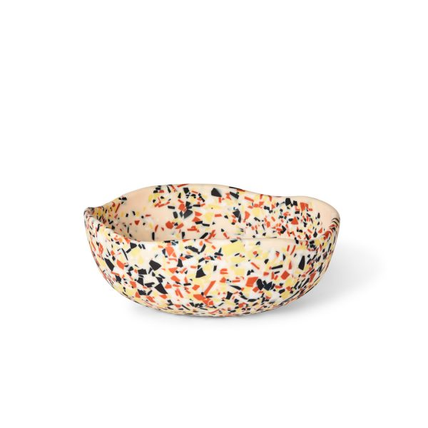 Medium Organic Bowl - Havali Terrazzo by KEEPRESIN